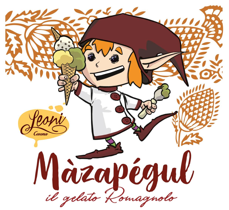 Màzapégul, la novità di primavera delle Gelaterie Leoni